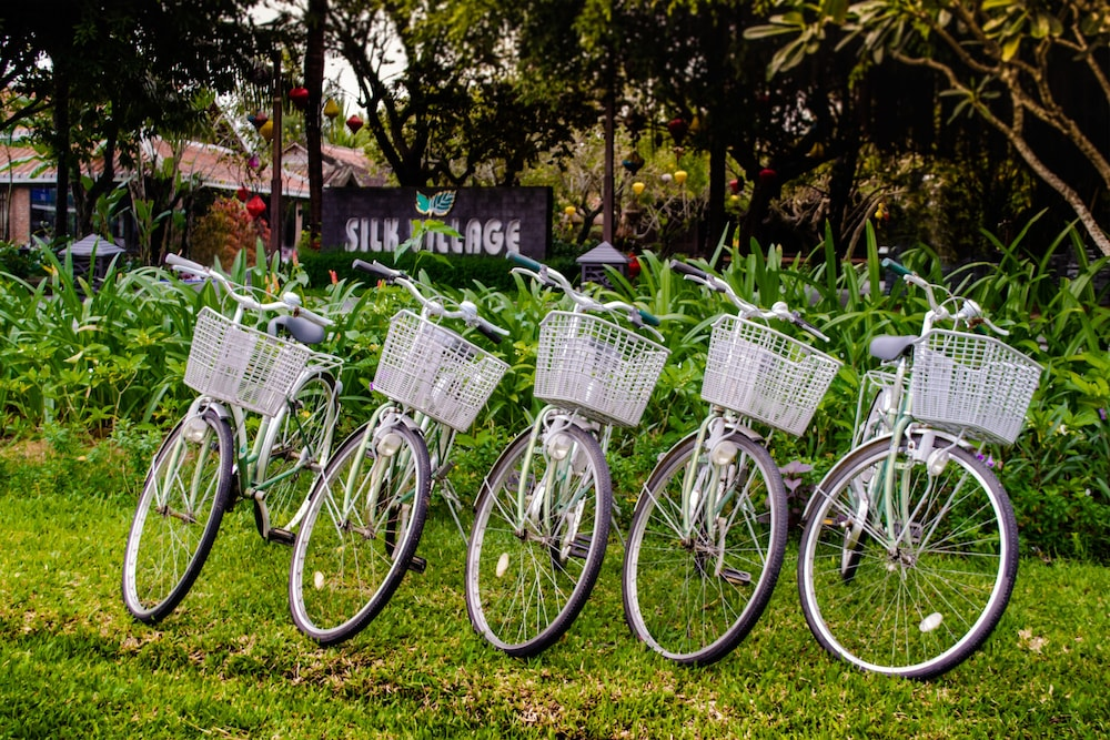 Bicycling, Silk Village Resort & Spa by Embrace