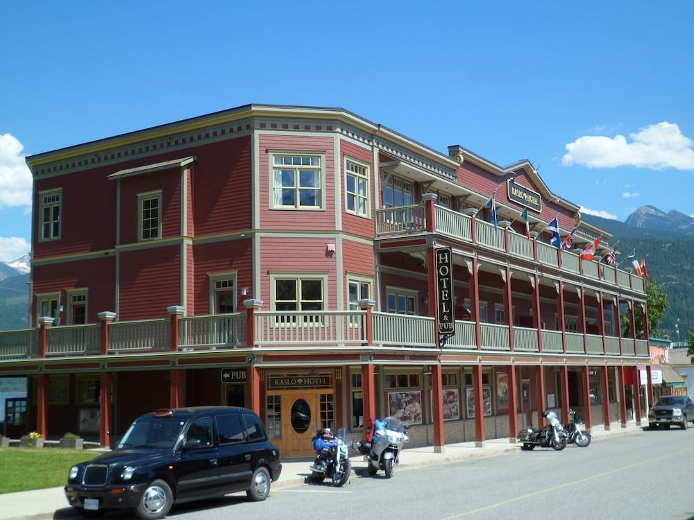 Kaslo Bc Hotels