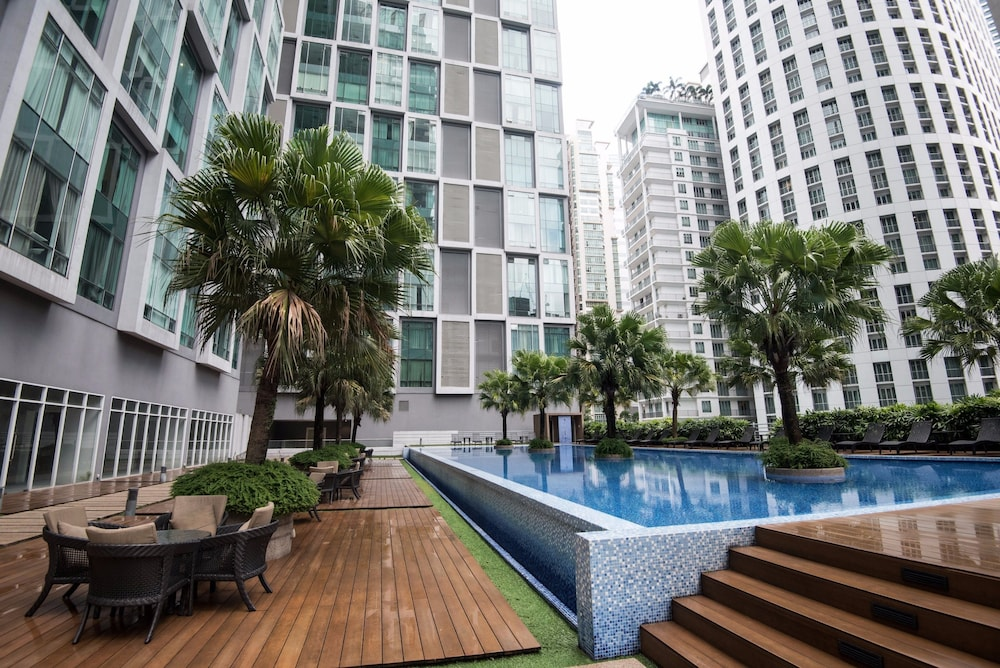 Outdoor Pool, Soho Suites @ KLCC by Luxury Suites Asia