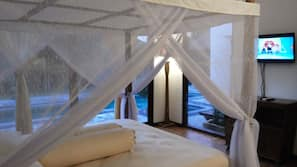 2 bedrooms, rollaway beds, free WiFi