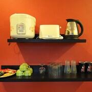 กาแฟและ/หรือเครื่องทำกาแฟ