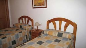 Iron/ironing board, rollaway beds, wheelchair access