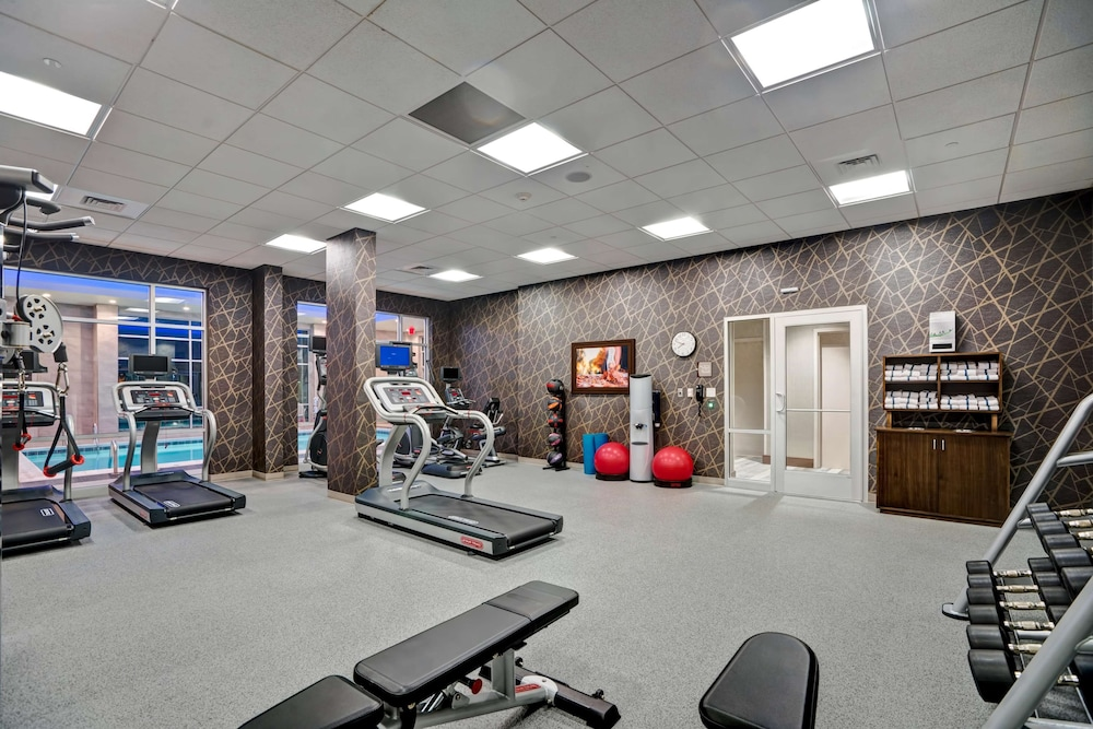 Fitness Facility, Homewood Suites by Hilton Nashville Franklin Cool Springs