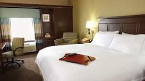 In-room safe, free cots/infant beds, WiFi, linens