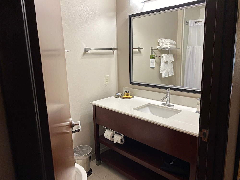 Bathroom, Best Western Plus Spring Inn & Suites