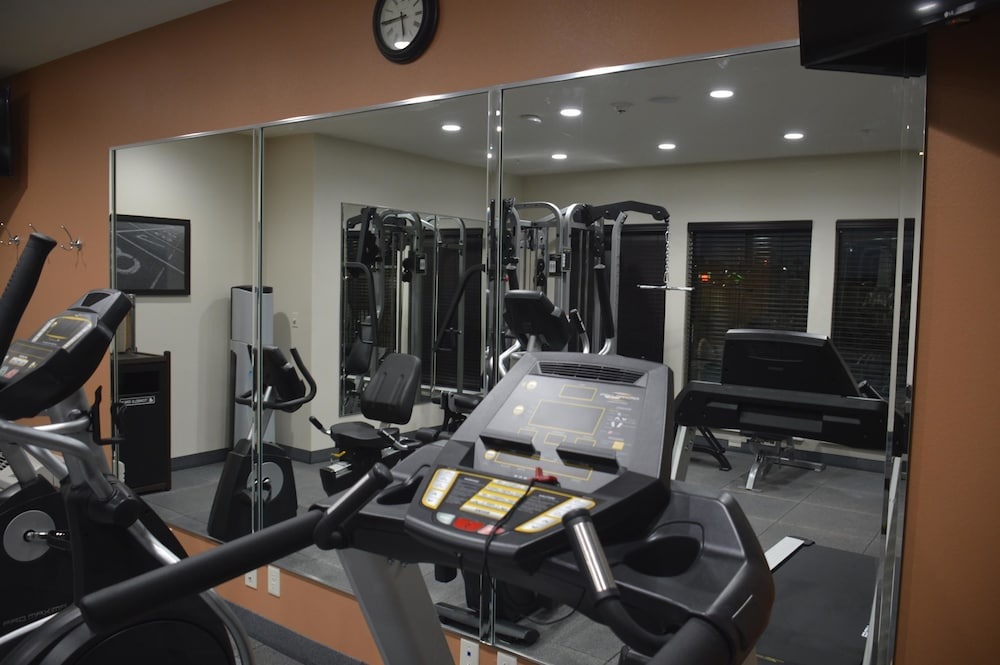 Gym, Best Western Plus Spring Inn & Suites