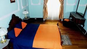 Luxe beddengoed, donzen dekbedden, gratis wifi, beddengoed