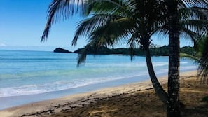 Beach nearby, sun loungers, beach umbrellas, beach massages