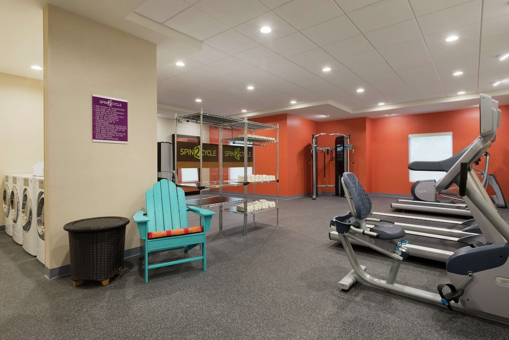 Fitness Facility, Home2 Suites by Hilton Tallahassee State Capitol