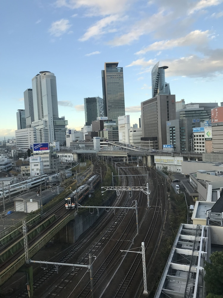 City View, The Strings Hotel Nagoya