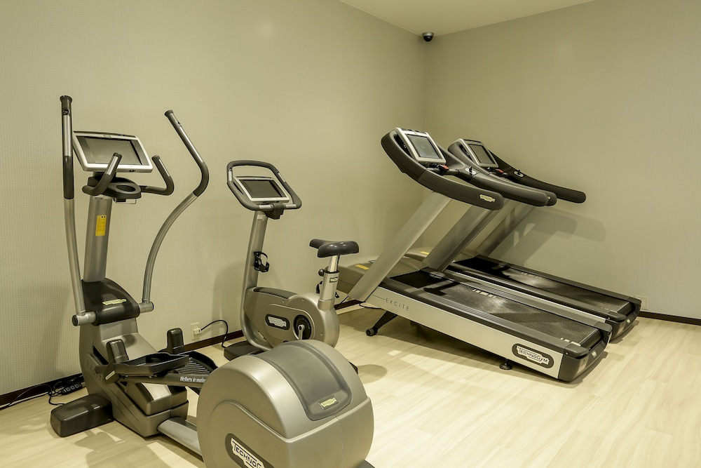 Fitness Facility, The Strings Hotel Nagoya