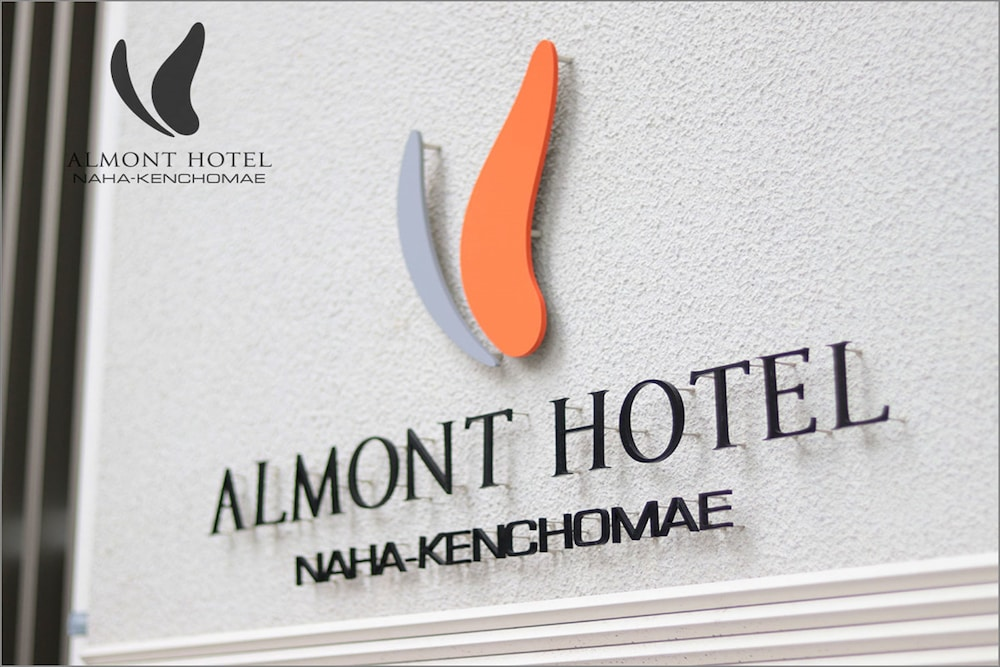 Exterior, Almont Hotel Naha Kenchomae