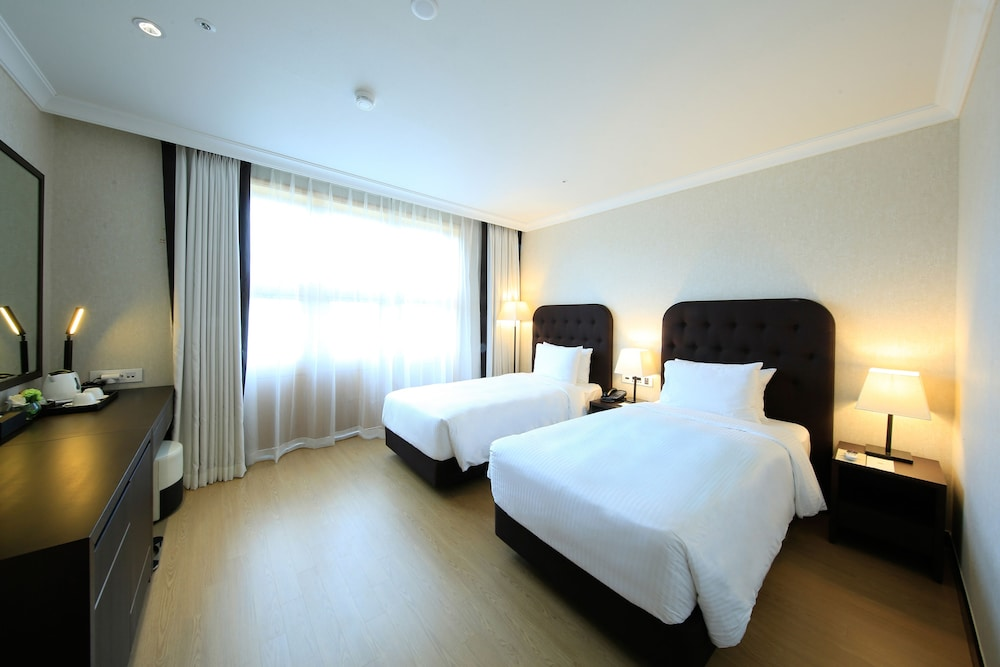 Room, Jeju Booyoung Hotel & Resort