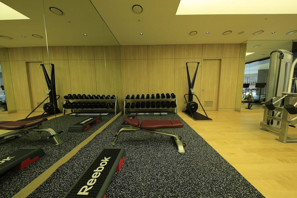 Fitness Facility, Jeju Booyoung Hotel & Resort