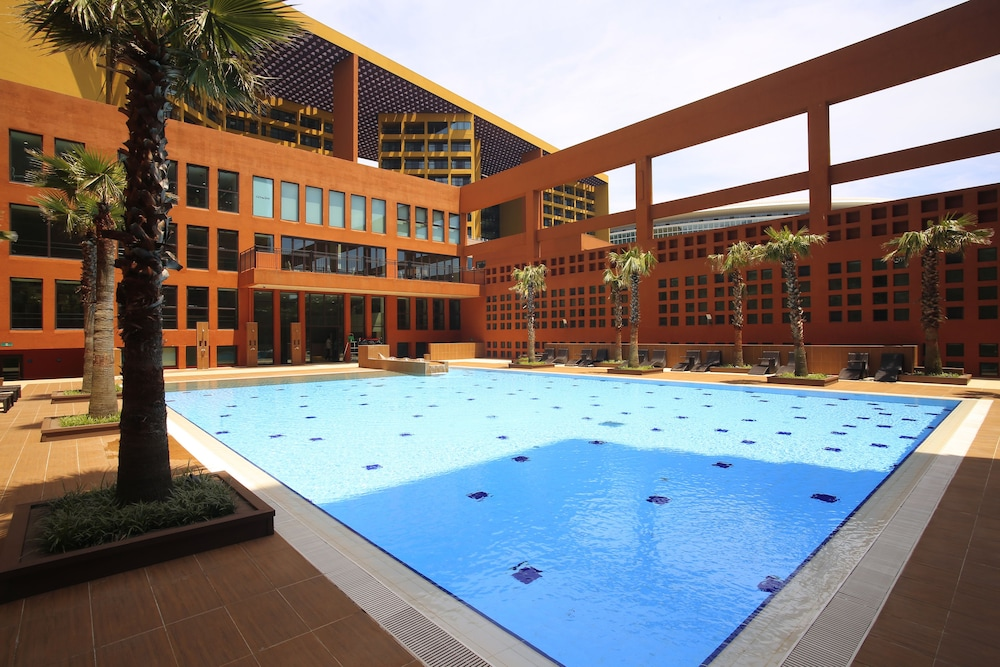 Outdoor Pool, Jeju Booyoung Hotel & Resort