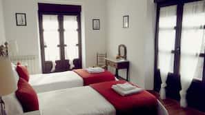 Premium bedding, free cribs/infant beds