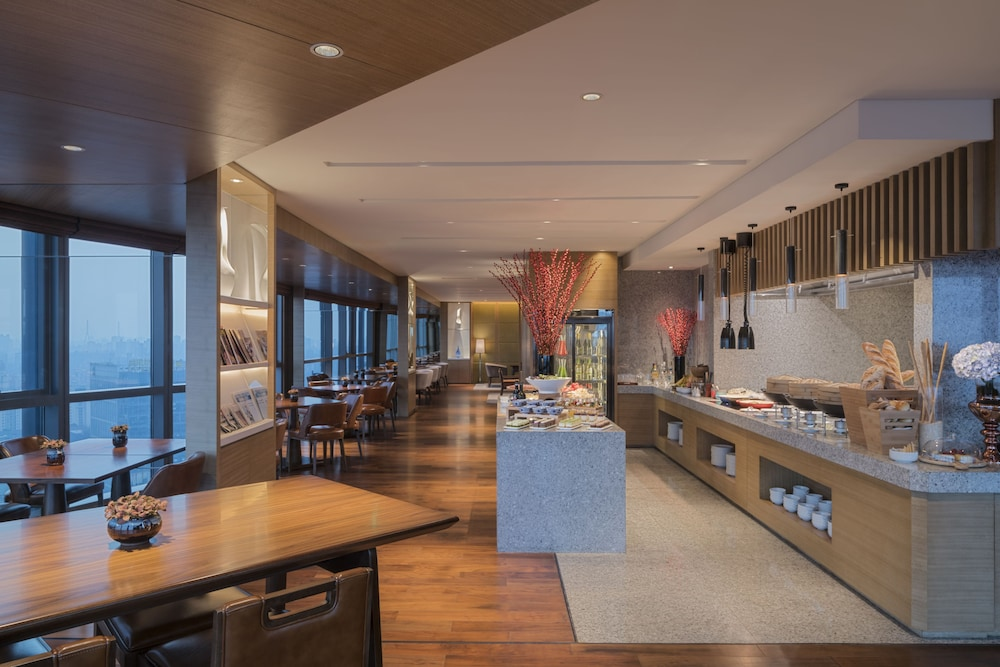 Shared Kitchen Facilities, Hyatt Regency Shanghai, Wujiaochang