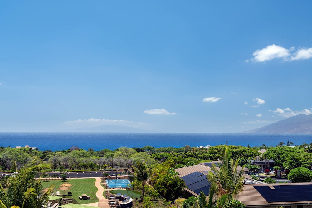 View from Room, Residence Inn by Marriott Maui Wailea
