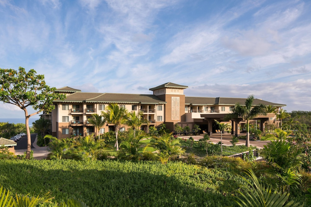 Exterior, Residence Inn by Marriott Maui Wailea
