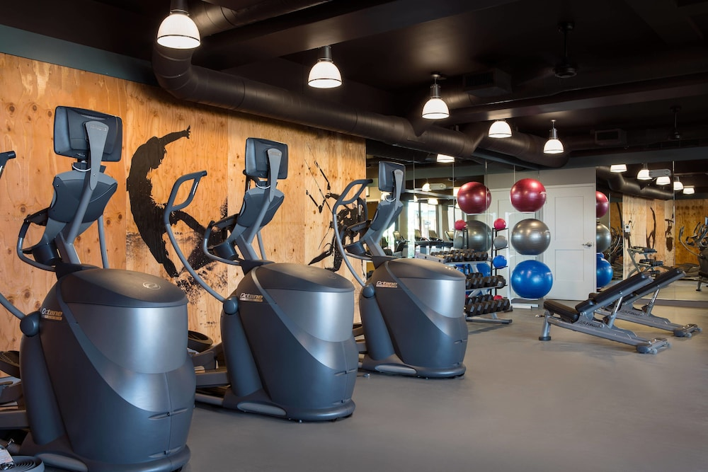 Fitness Facility, Residence Inn by Marriott Maui Wailea