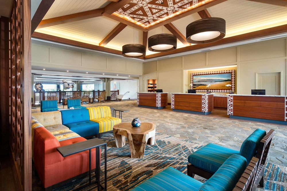 Lobby, Residence Inn by Marriott Maui Wailea