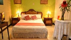 Donzen dekbedden, Select Comfort-bedden, een minibar