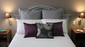 Ropa de cama de alta calidad, edredones de plumas, caja fuerte