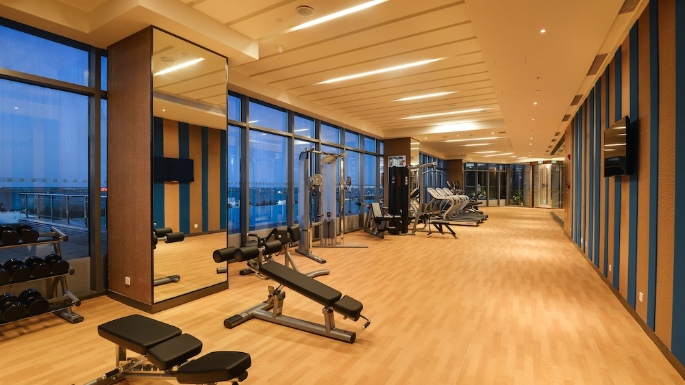 Fitness Facility, Holiday Inn Haikou West Coast