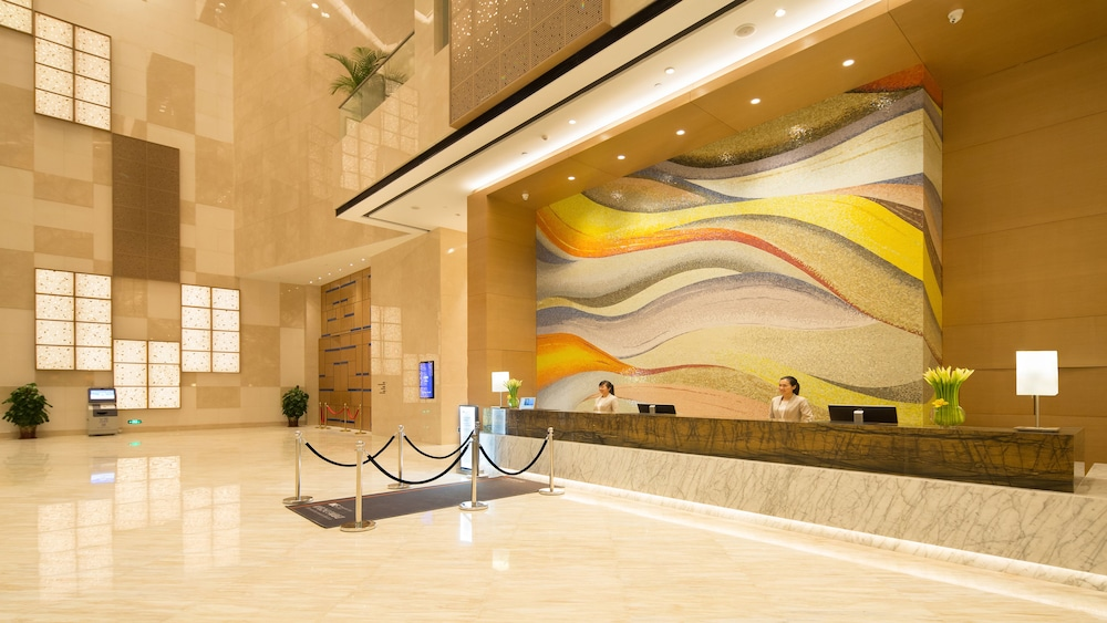 Lobby, Holiday Inn Haikou West Coast