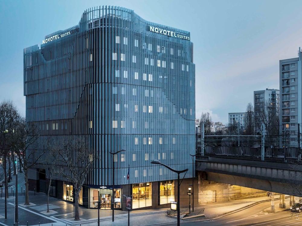 Novotel suites paris expo porte de versailles reviews - Paris expo porte de versailles parking ...