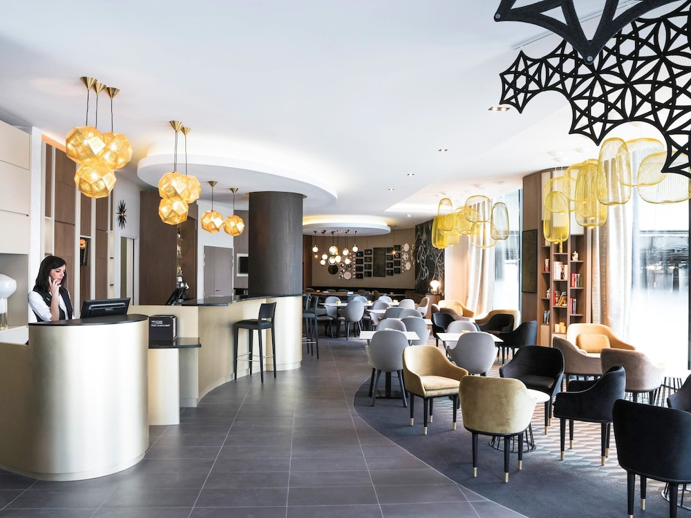 Hotel Novotel Suites Paris Expo Porte De Versailles  Paris