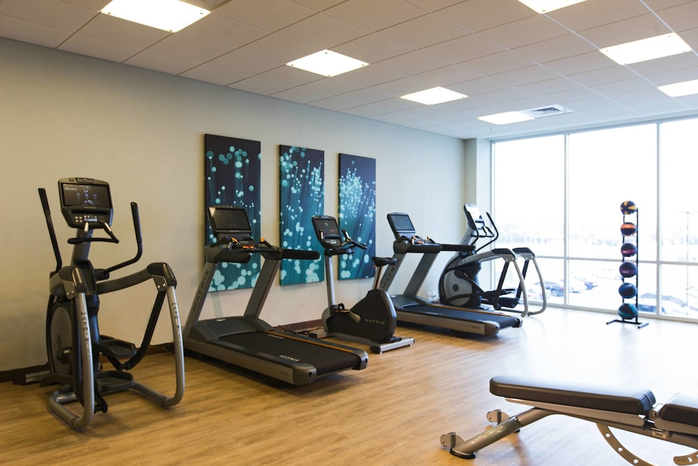 Fitness Facility, AC Hotel by Marriott Cincinnati at Liberty Center