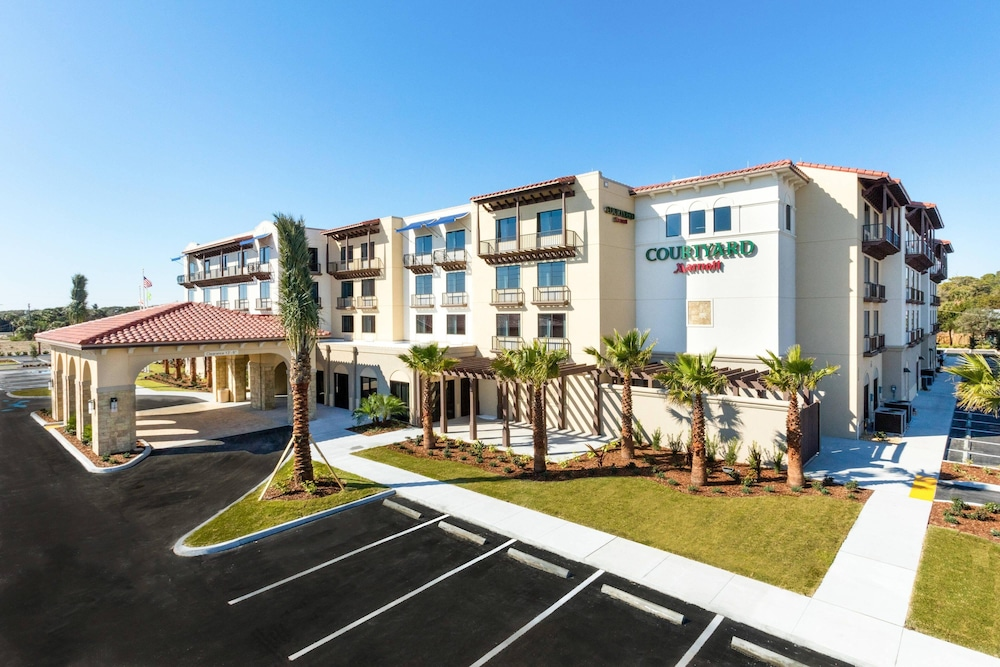 Exterior, Courtyard by Marriott St. Augustine Beach