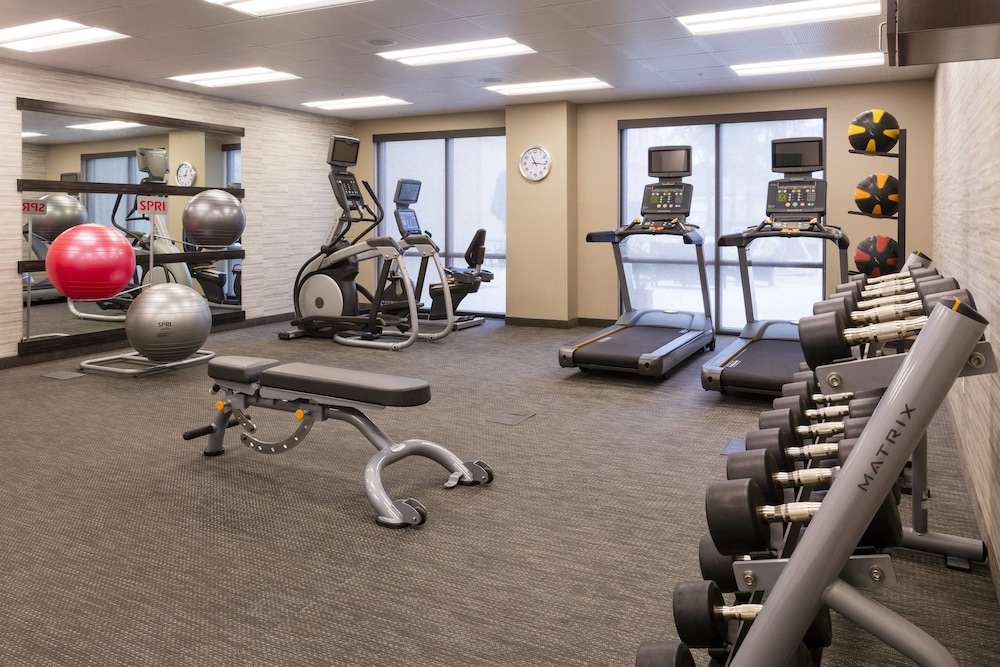 Fitness Facility, Courtyard by Marriott St. Augustine Beach