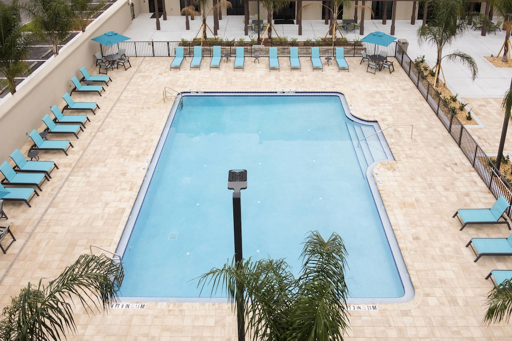 Pool, Courtyard by Marriott St. Augustine Beach