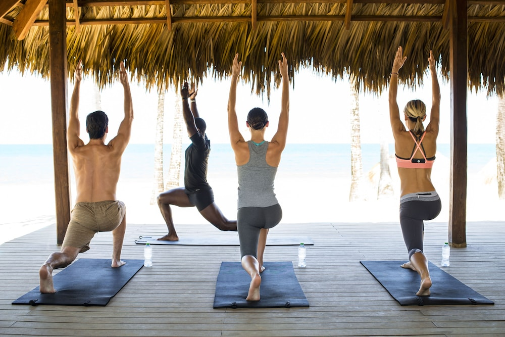 Yoga, Excellence El Carmen - Adults Only All Inclusive
