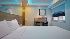 In-room safe, desk, free WiFi, linens