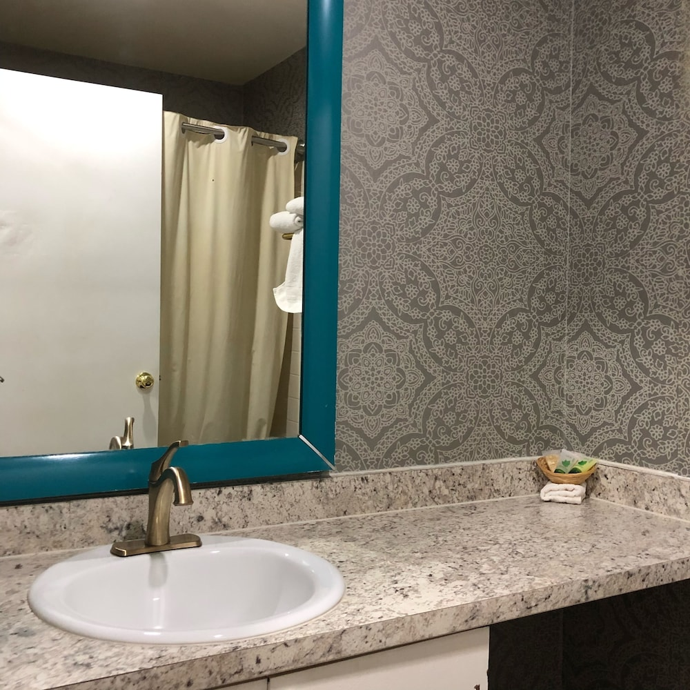 Bathroom Sink, Crown Motel
