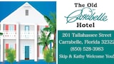 The Old Carrabelle Hotel - Carrabelle Hotels