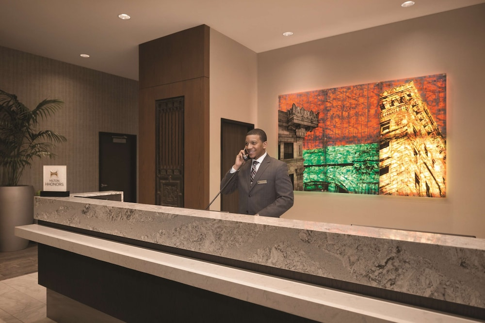 Reception, Embassy Suites By Hilton Pittsburgh Downtown