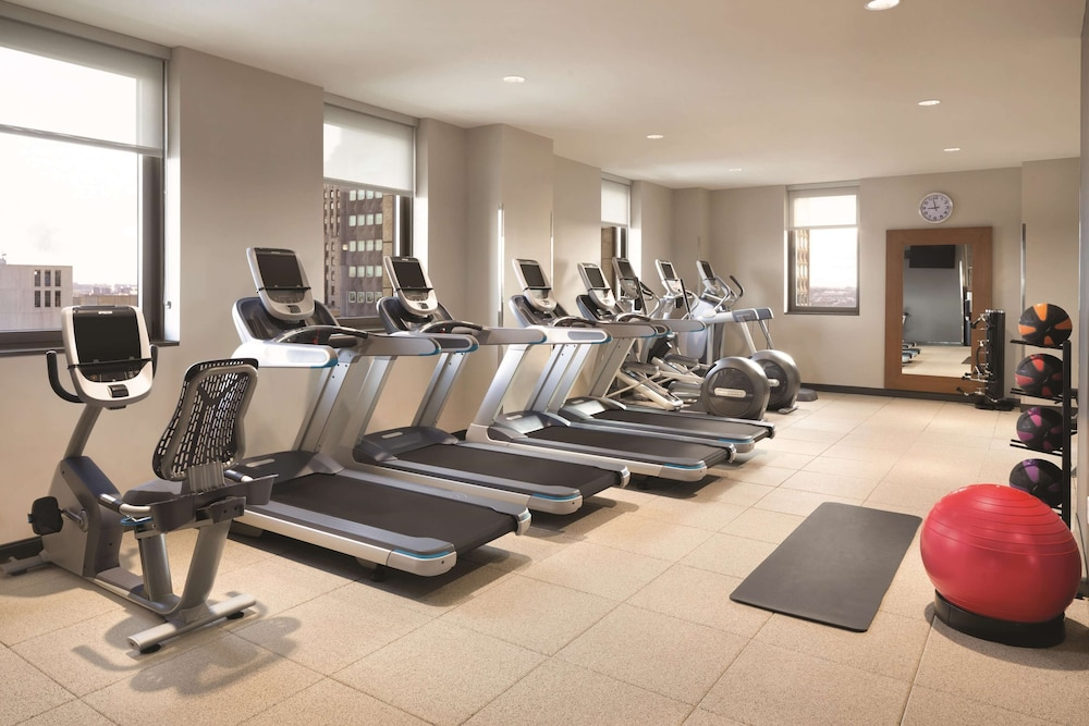Fitness Facility, Embassy Suites By Hilton Pittsburgh Downtown