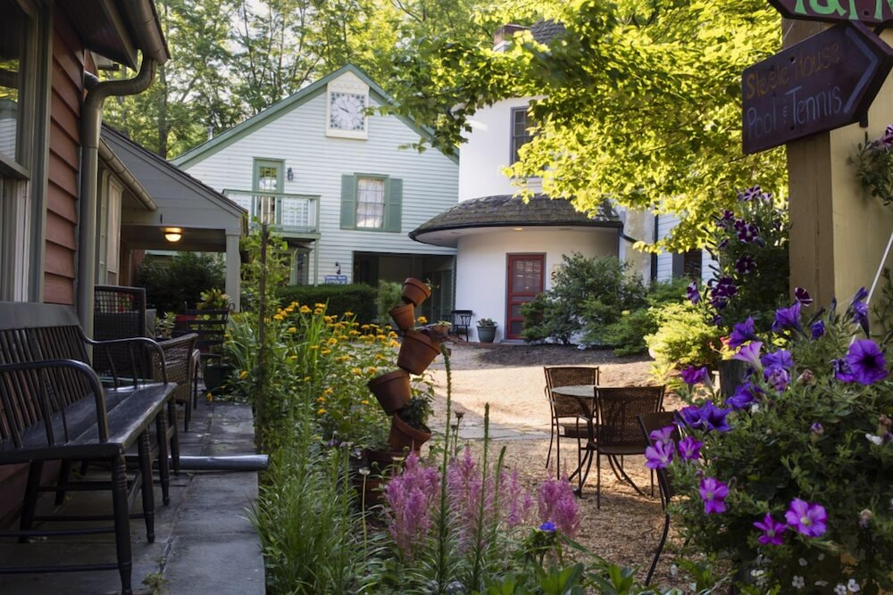 Featured Image, The Inn at Gristmill Square