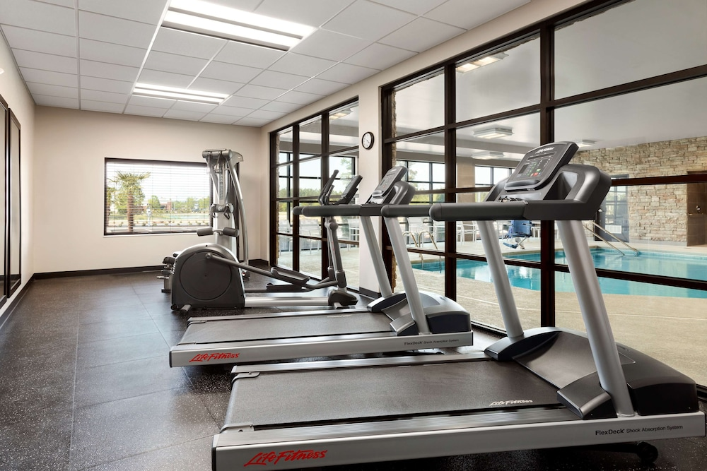 Fitness Facility, Country Inn & Suites by Radisson, Smithfield-Selma, NC