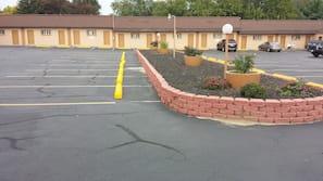 Free self parking