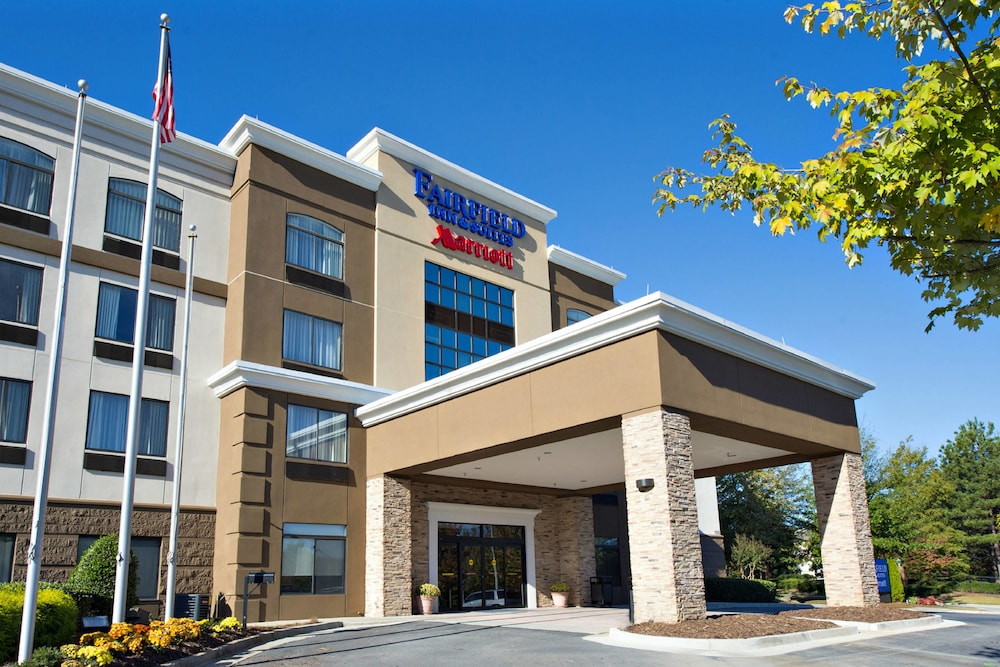 Exterior, Fairfield Inn & Suites by Marriott Atlanta Buford/Mall of Georgia