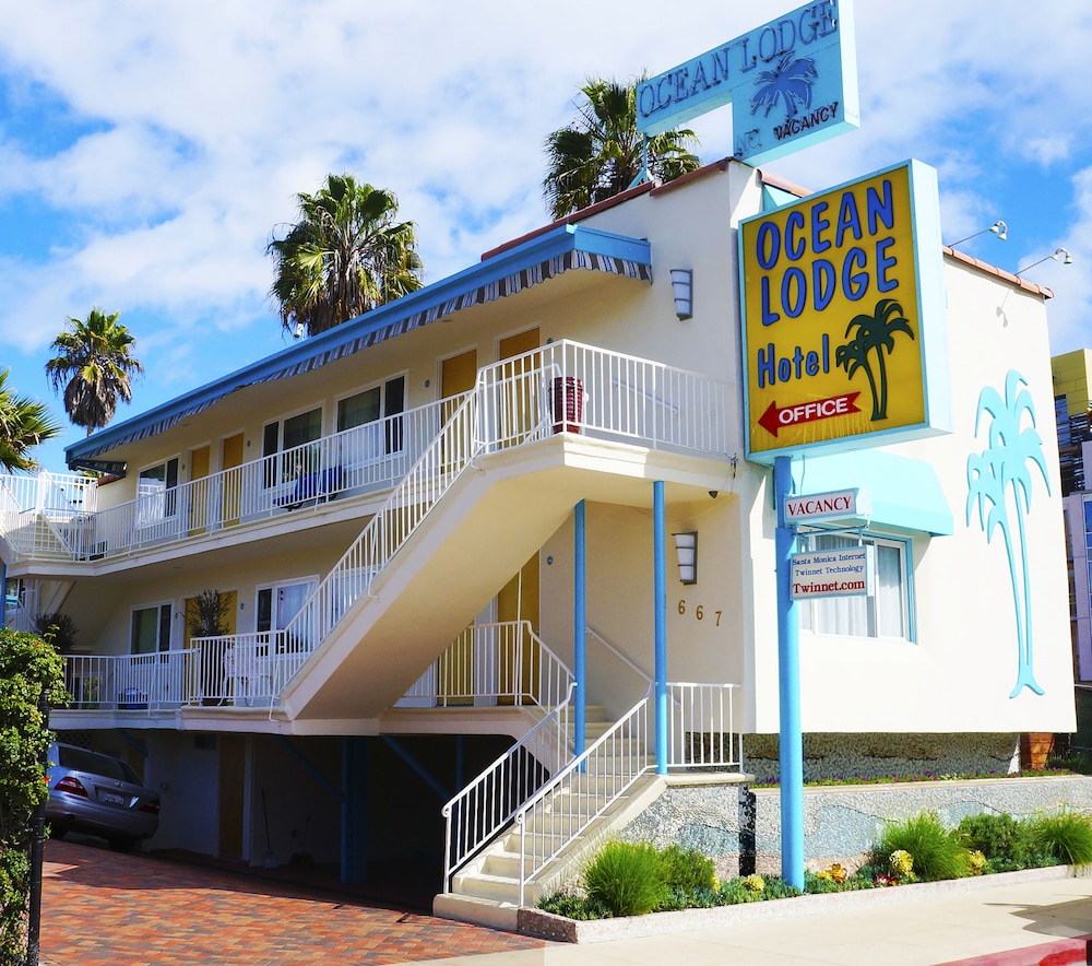 Ocean Lodge Santa Monica Beach Hotel In Los Angeles Rates Reviews On Orbitz