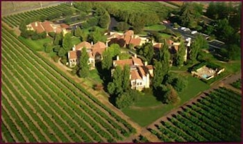 Aerial View, Vintners Resort