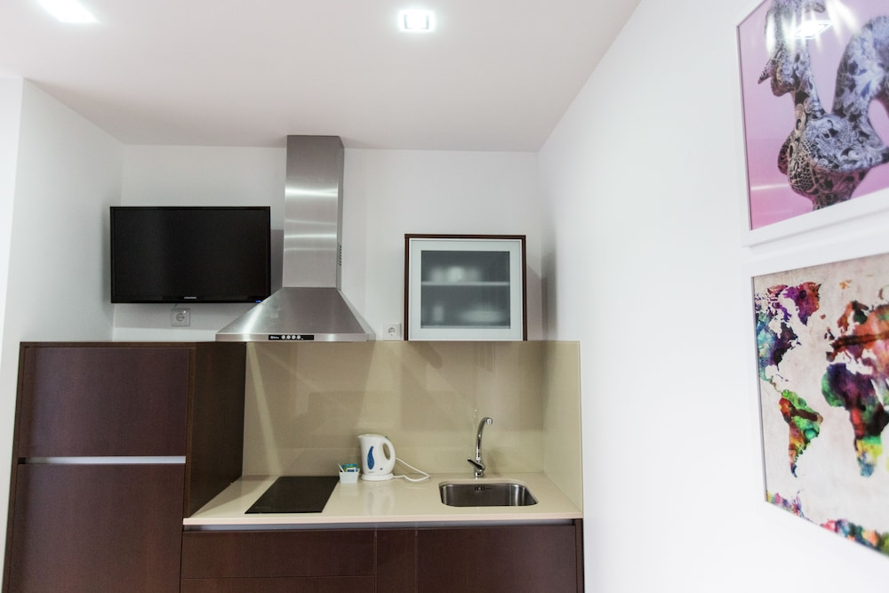 Private Kitchenette, Prazer da Natureza Resort & SPA