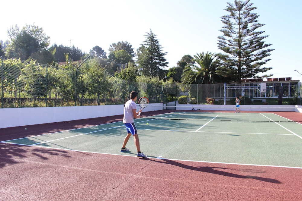 Tennis Court, Prazer da Natureza Resort & SPA
