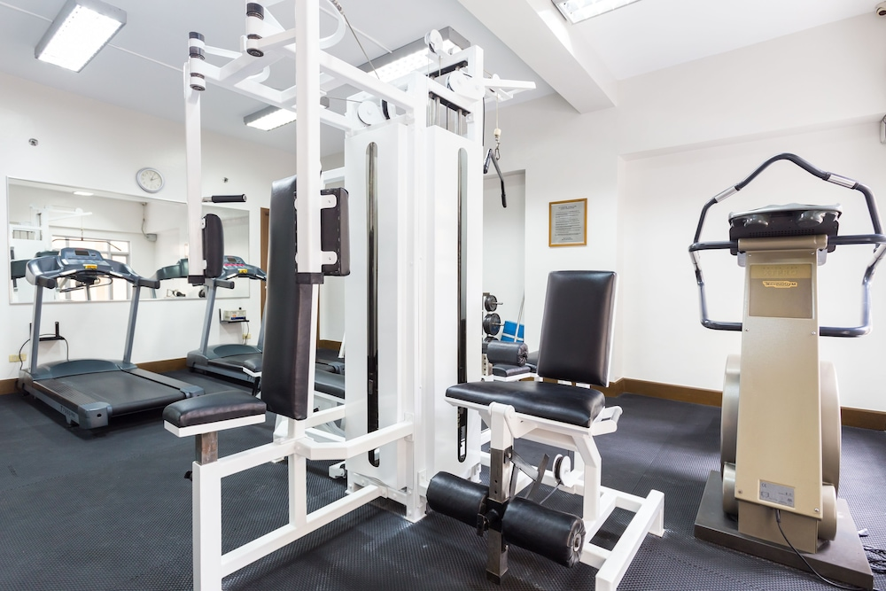 Fitness Facility, Tropicana Suites